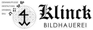 Bildhauerei Klinck Logo